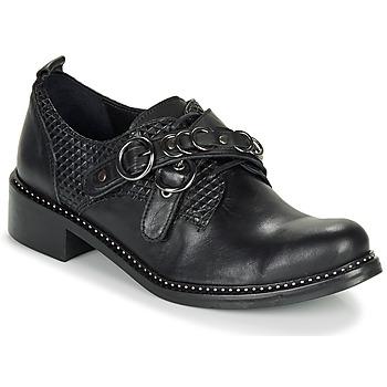 Shoes Women Derby shoes Regard ROABAX VA MAIA Black