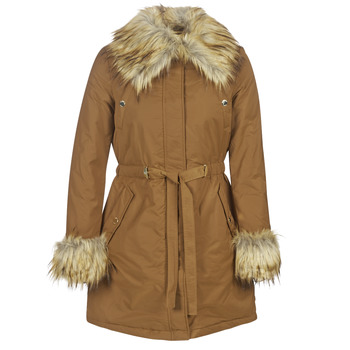 material Women Parkas Marciano NEW GLAM Cognac
