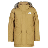 material Men Parkas The North Face MEN'S MC MURDO Camel