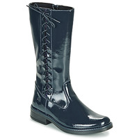 Shoes Girl Boots Citrouille et Compagnie LOUVETTE Blue