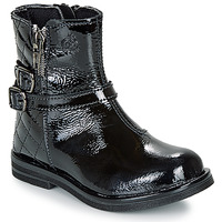 Shoes Girl Mid boots Citrouille et Compagnie LIMIDOU Black