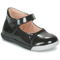 Shoes Girl Ballerinas Citrouille et Compagnie LAKALA Black