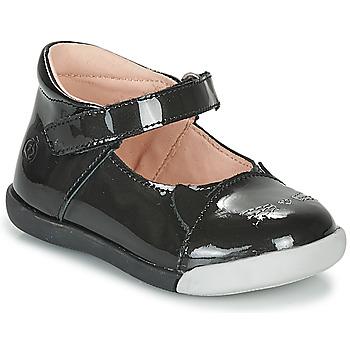 Shoes Girl Ballerinas Citrouille et Compagnie LAKALA Black