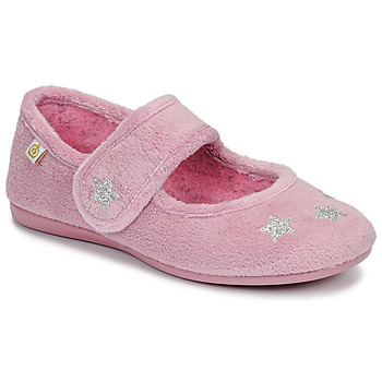 Shoes Girl Slippers Citrouille et Compagnie LAFIFOU Pink