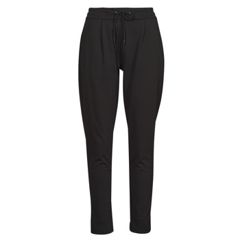 material Women Wide leg / Harem trousers Les Petites Bombes W19V1103 Black