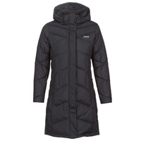 material Women Duffel coats Patagonia W'S DOWN WITH IT PARKA Black