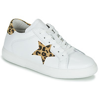 Shoes Women Low top trainers Yurban LAMBANE White