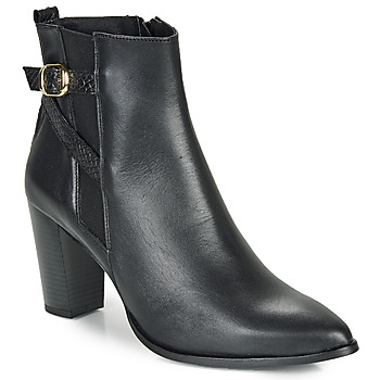 Shoes Women Ankle boots So Size AURELIO Black