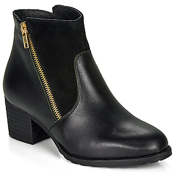 Shoes Women Ankle boots So Size FELICIO Black