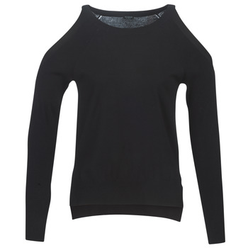 material Women jumpers Guess CUTOUT Black