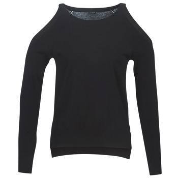 material Women jumpers Guess CUTOUT Black