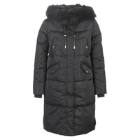 material Women Duffel coats Guess ROXIE Black