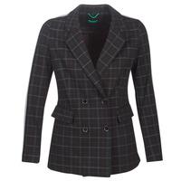 material Women coats Benetton SUDIDEL Black