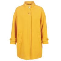 material Women coats Benetton STORI Yellow