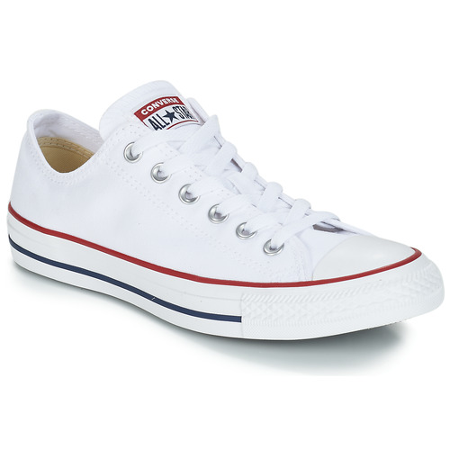 a1b5e2775e95c Shoes Low top trainers Converse CHUCK TAYLOR ALL STAR CORE OX White /  Optical