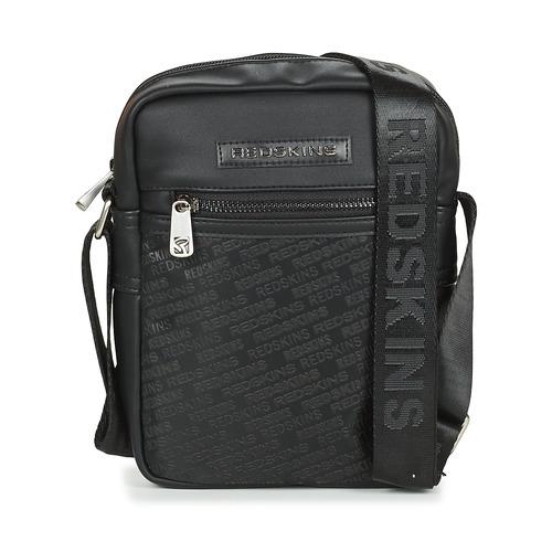 Bags Men Pouches / Clutches Redskins IDINGTON Black