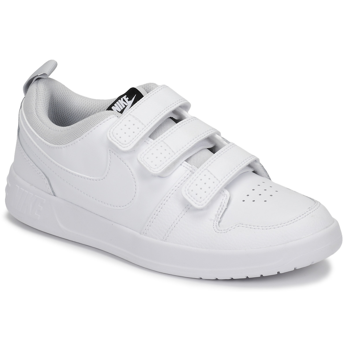Desgracia sistemático Eficiente  Nike PICO 5 GRAND SCHOOL White - Fast delivery | Spartoo Europe ! - Shoes  Low top trainers Child 36,00 €