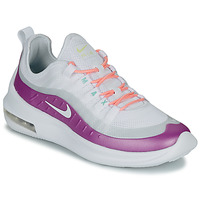 Shoes Women Low top trainers Nike AIR MAX AXIS W White / Violet