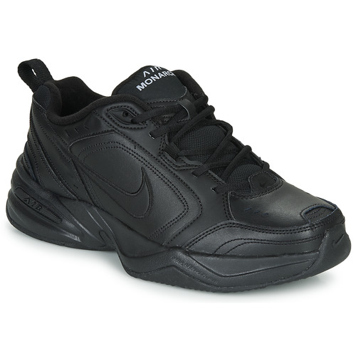 cantidad Dominante botella  Nike AIR MONARCH IV Black - Fast delivery | Spartoo Europe ! - Shoes  Multisport shoes Men 59,99 €