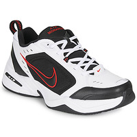 Shoes Men Multisport shoes Nike AIR MONARCH IV White / Black