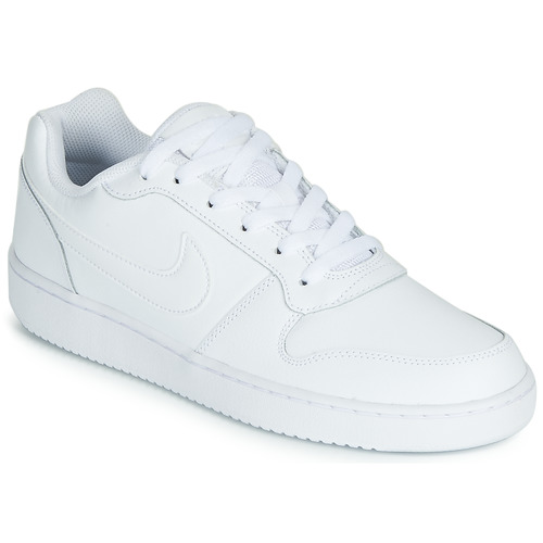 Shoes Men Low top trainers Nike EBERNON LOW White