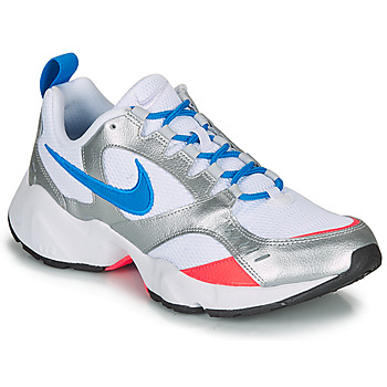 Shoes Men Low top trainers Nike AIR HEIGHTS White / Blue / Orange