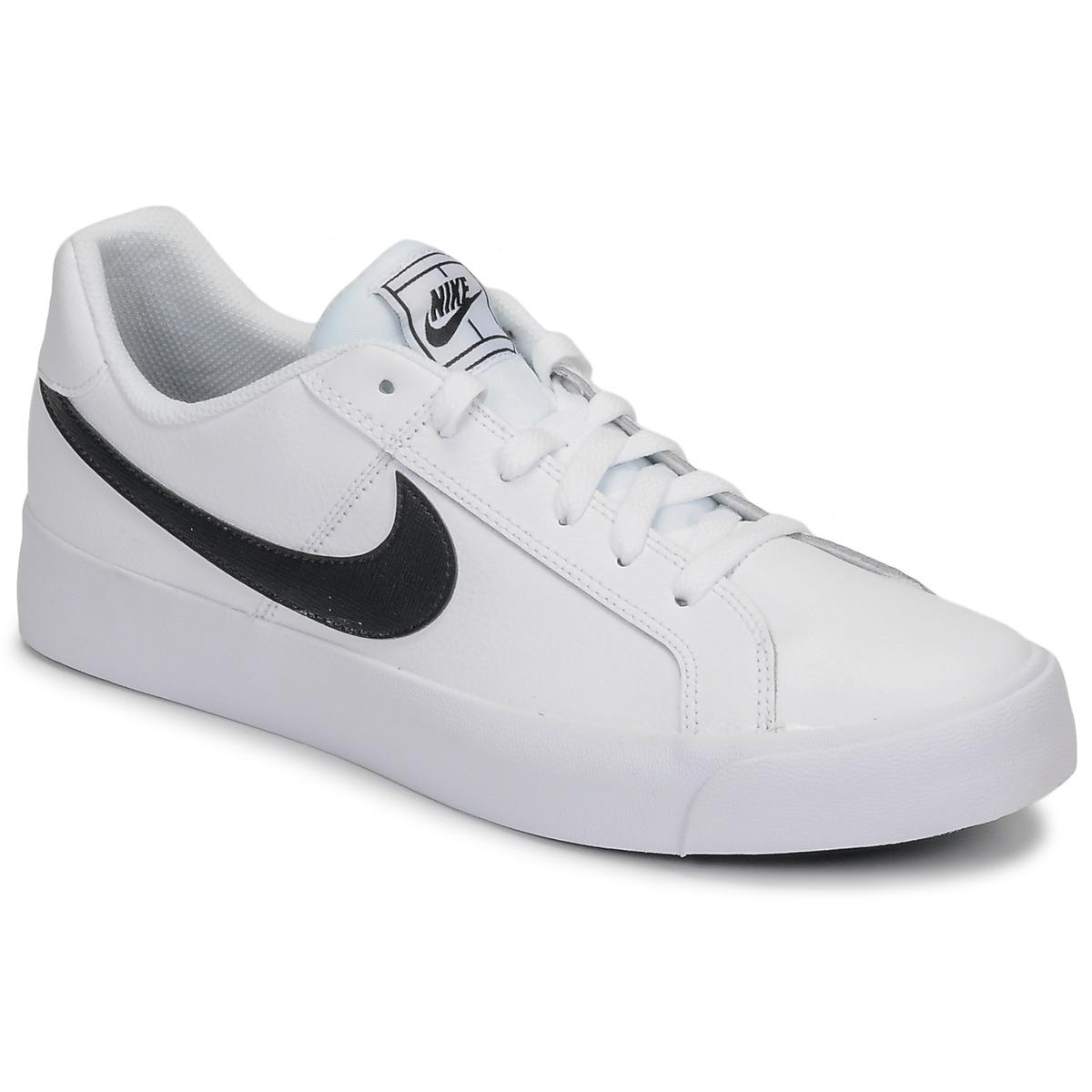 Nike COURT ROYALE AC White / Black