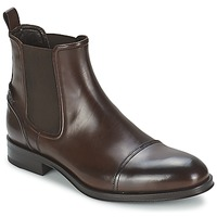 Shoes Men Mid boots Roberto Cavalli ARKELL Brown