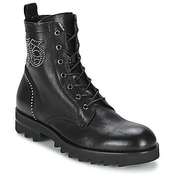Shoes Men Mid boots John Galliano BOOT Black
