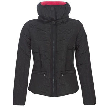 material Women Duffel coats Desigual BRISTOL Black