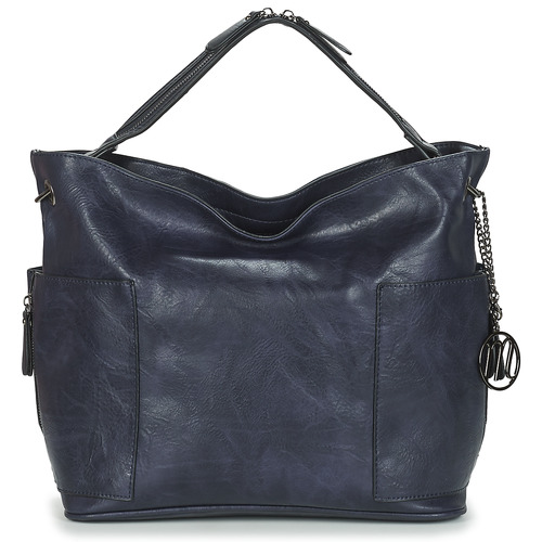 Bags Women Shoulder bags Moony Mood ELSA Marine