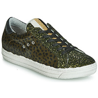 Shoes Women Low top trainers Meline MILLE Kaki