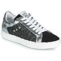 Shoes Women Low top trainers Meline PAKITELLE Black