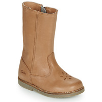 Shoes Girl Boots Aster SENDRA Camel