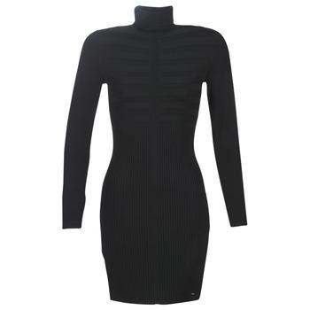 material Women Short Dresses Morgan RMENTO Black