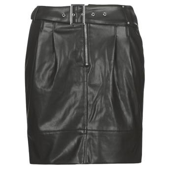 material Women Skirts Morgan JEEKO Black