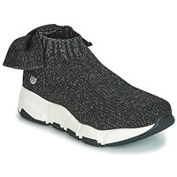 Shoes Girl High top trainers Gioseppo DIEST Black