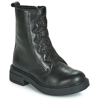Shoes Girl Mid boots Gioseppo ABENBERG Black