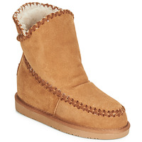 Shoes Women Mid boots Gioseppo 42114 Cognac