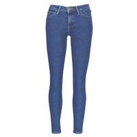 material Women slim jeans Lee SCARLETT STONE MILTONA Blue