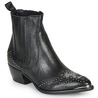 Shoes Women Ankle boots Ikks BP80075-03 Black