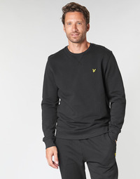 material Men sweaters Lyle & Scott ML424VTR-574 Black