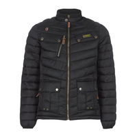 material Men Parkas Geographical Norway ARIE-NOIR Black