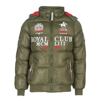 material Men Duffel coats Geographical Norway AVALANCHE-KAKI Kaki