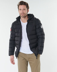 material Men Duffel coats Geographical Norway BALANCE-NOIR Black