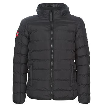 material Men Duffel coats Geographical Norway BALANCE-NOIR Black