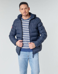 material Men Duffel coats Geographical Norway BALANCE-MARINE Marine