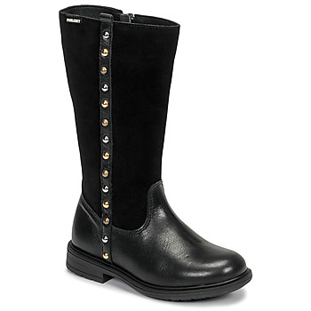 Shoes Girl Boots Pablosky 475812 Black