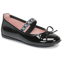 Shoes Girl Ballerinas Pablosky 336419 Black