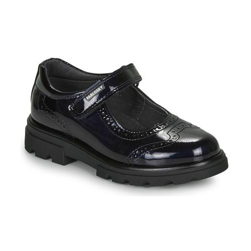Shoes Girl Ballerinas Pablosky 335829 Marine